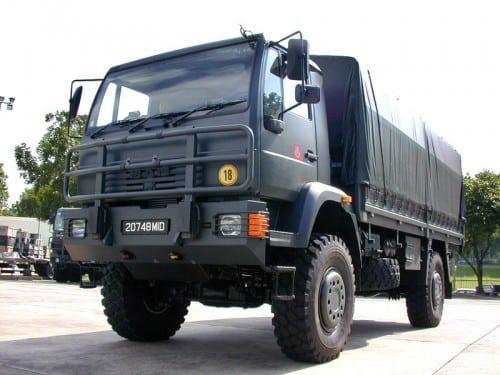 SAF 5-tonner