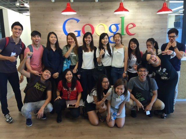 google-visit