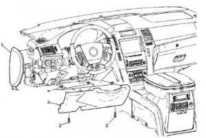 Chevrolet Suburban Yukon 2007 2008 2009 Repair Manual