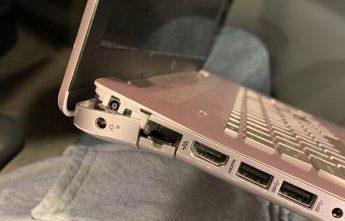 reparation av bärbara datorer