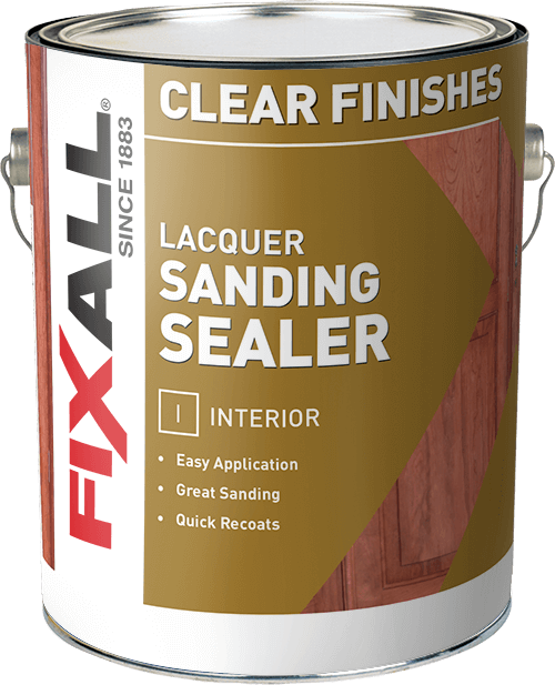 Sanding Lacquer Finish