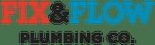 Fix & Flow Plumbing Co. Logo