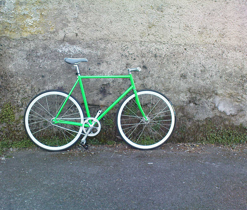 Richard Barnwall fixie