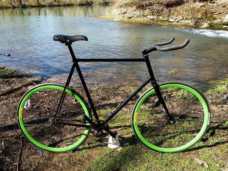Tim Smith fixie