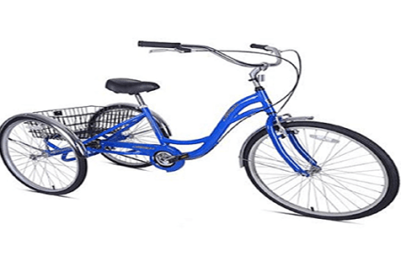 3 wheel bikes for adults