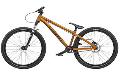 Radio Griffin Pro 26 best bike for dirt jumps