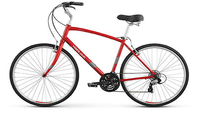 Raleigh Detour 2 Comfort Bike Best Bicycles For Seniors