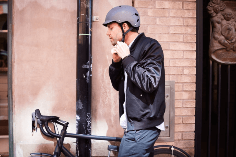 bike helmet law