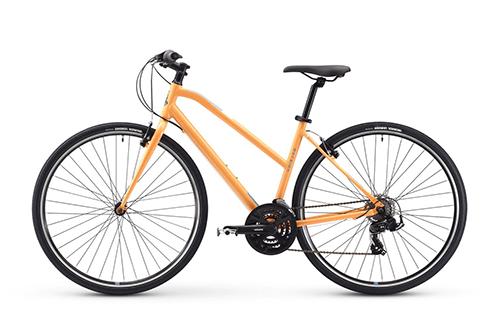 Raleigh Bikes Alysa 1 Women's Fitness Hybrid Bike
