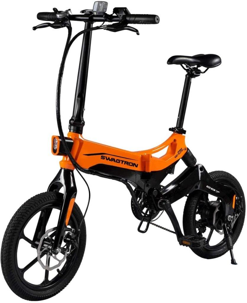 Swagtron Electric Bike EB7 Plus