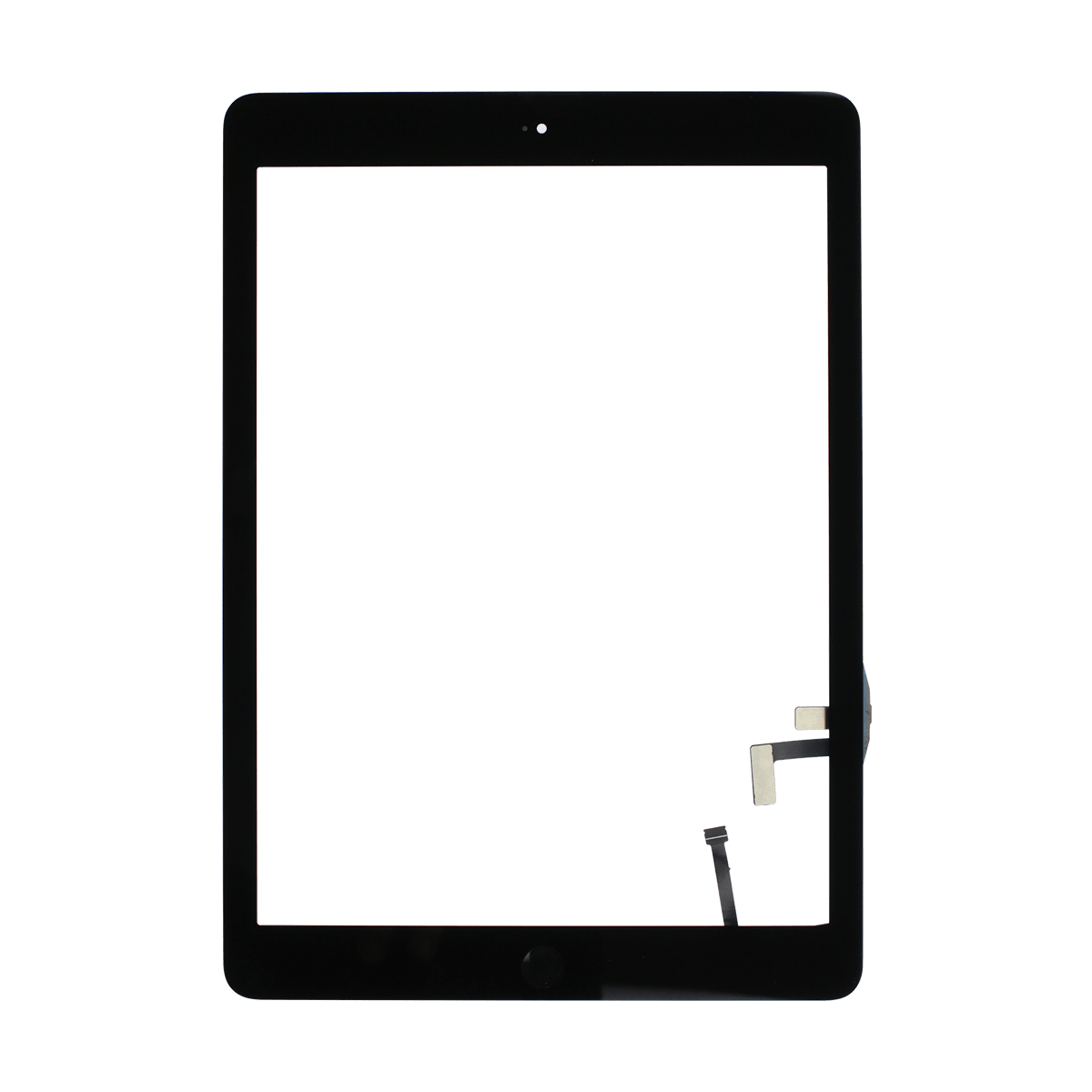 iPad Air Premium Black Touch Screen Digitizer with Home