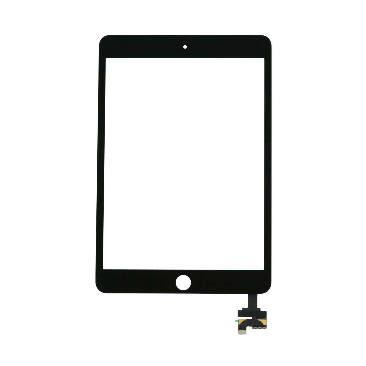 Ipad Mini 3 Black Touch Screen Digitizer With Ic Chip