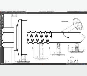 HVAC duct support detail dwg Mechanical CAD blocks t