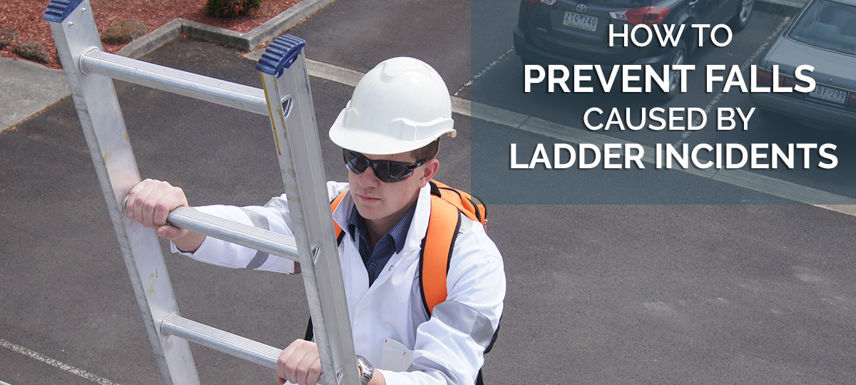 How to Prevent Falls Caused by Ladder Incidents  FIXFAST