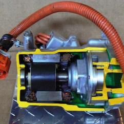 Ac Compressor Wiring Diagram Nissan Quest Parts High Voltage A/c Oil Issues | Automotive Career Development Center
