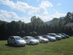 The ACDC Fleet has grown to include HEV -PHEV - EV