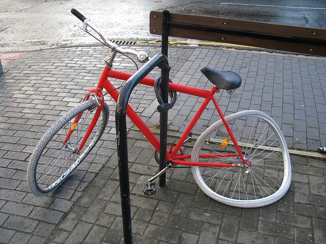 Single speed forcé à Lille - Assurance vélo ?
