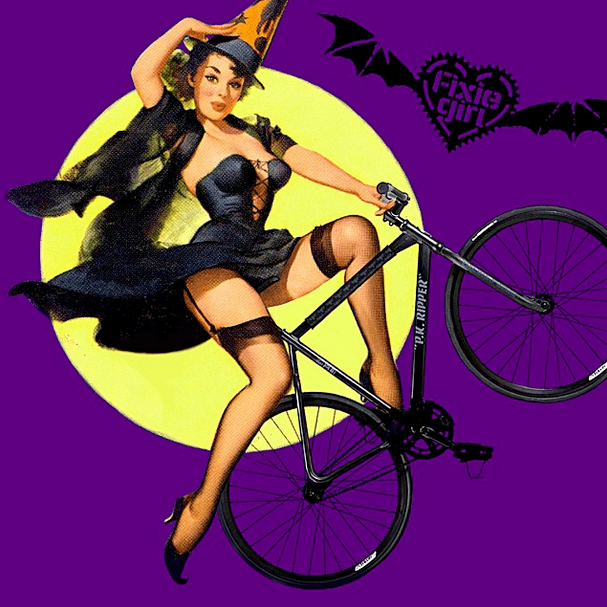 Happy Halloween from Fixie Lille