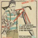 Affiche - Moustache et Gros pignon