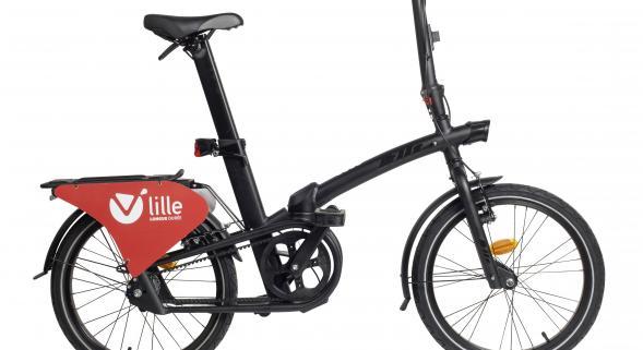 V Lille : location de vélos à Lille