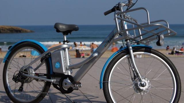 Vélo électrique Alter de la société Pragma