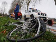 Sécurité vélo : vélo accidenté