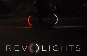 Lumières sur roues par Revolight