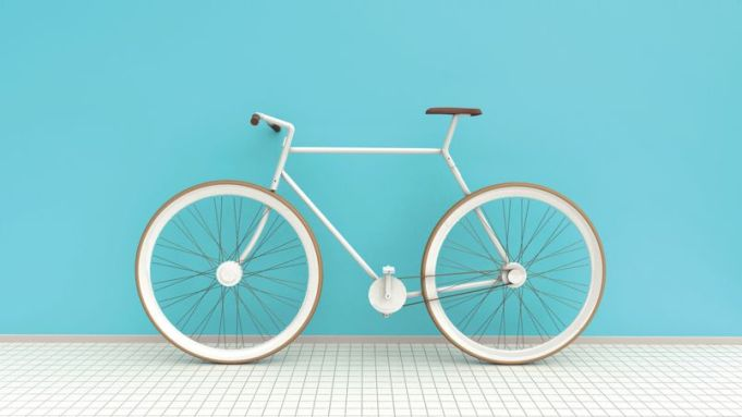 Kit bike un velo demontable