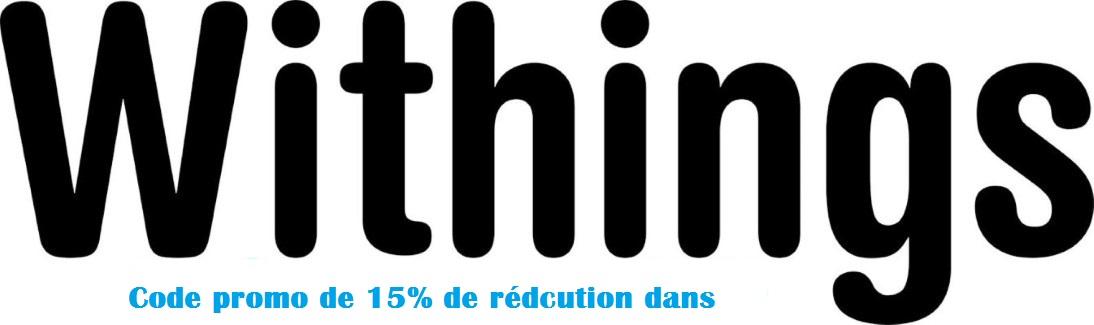 Withings vous propose 15% de réduction