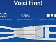 Finn - Un support pour smartphone adapté au vélo !
