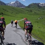 Le Cyclotourisme à plusieurs