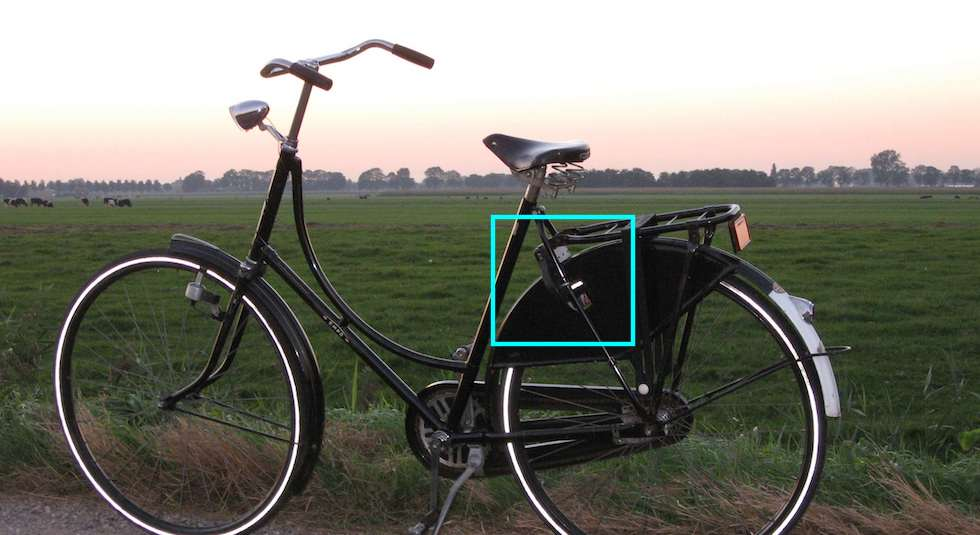 Choisir son antivol de cadre - Exemple vélo hollandais - Fixie Lille