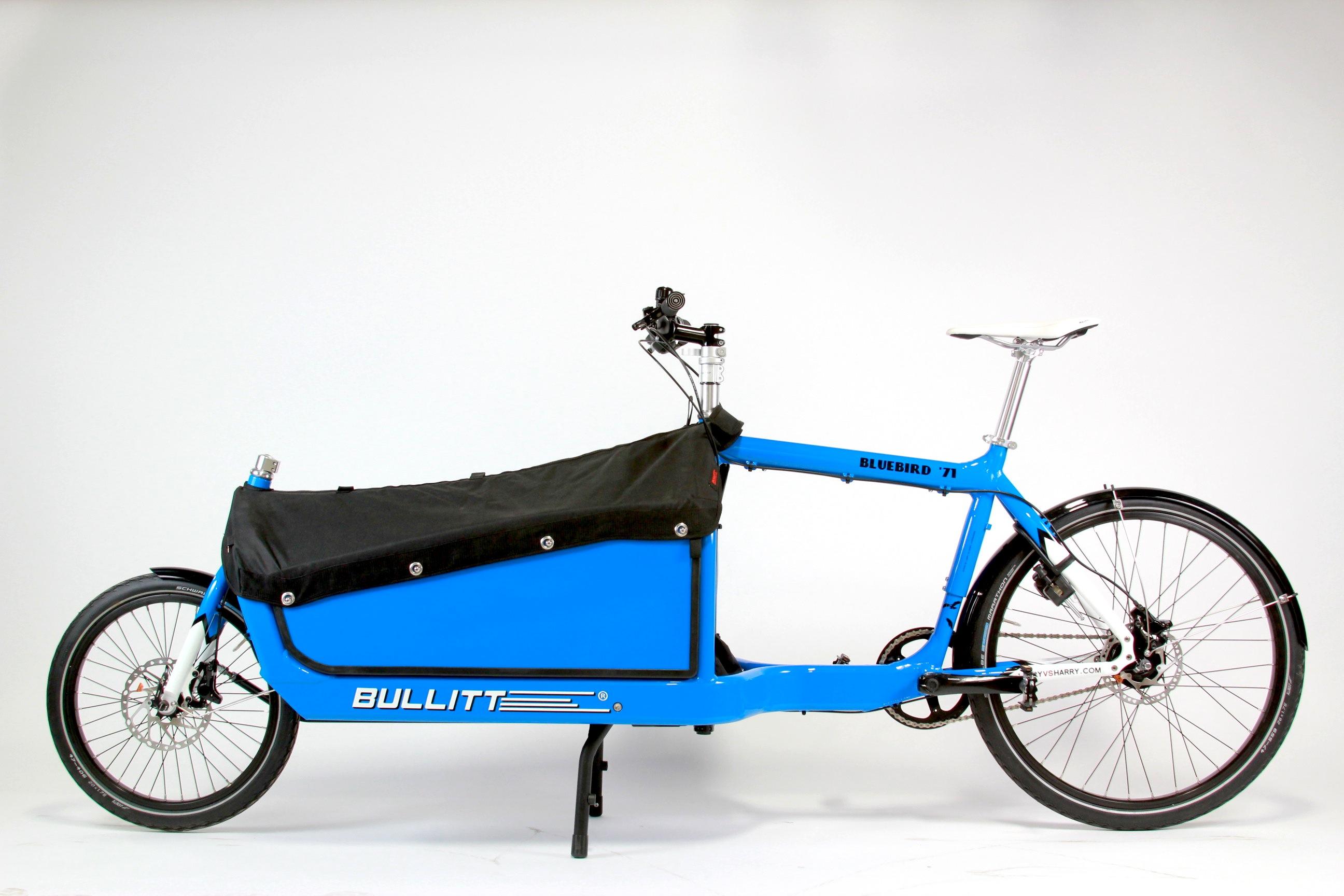 cargo bike bullitt