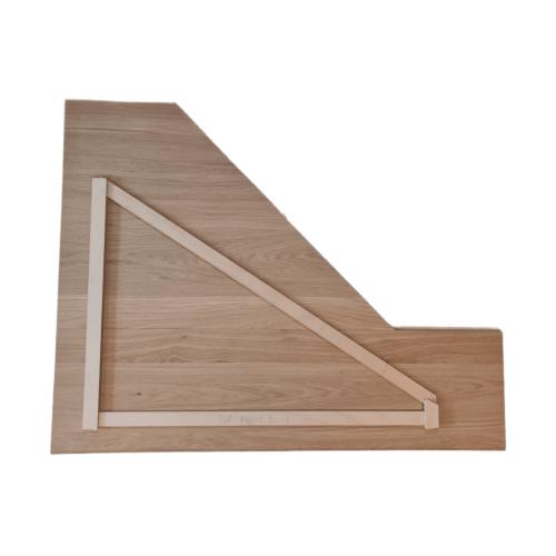 Oak Stair Winder