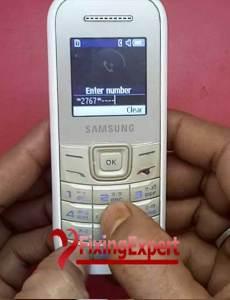 How-to-Factory-Reset-to-Unlock-Samsung-Guru,-B310E,-B110E,-B313E,-E1200T-and-like-all-others--3