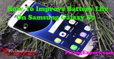 How to improve battery life on Samsung Galaxy S7