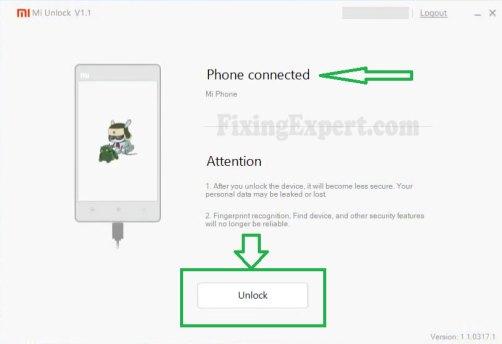 How to Unlock Bootloader of Xiaomi Redmi Note 3 - FixingExpert