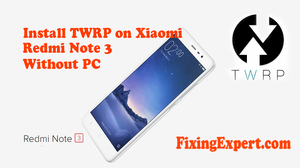 How To Install Twrp Custom Recovery On Any Android Phone
