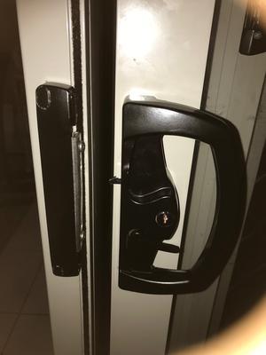 Australian Patio Door Handle Puzzle