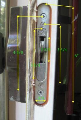 patio door locks how to replace your