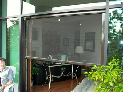 Garage Screen Door  Turn your garage into a screen porch