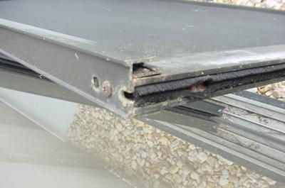 sliding glass door roller examples