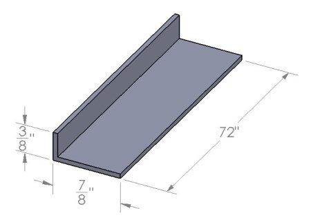 Screen door tracks and rails