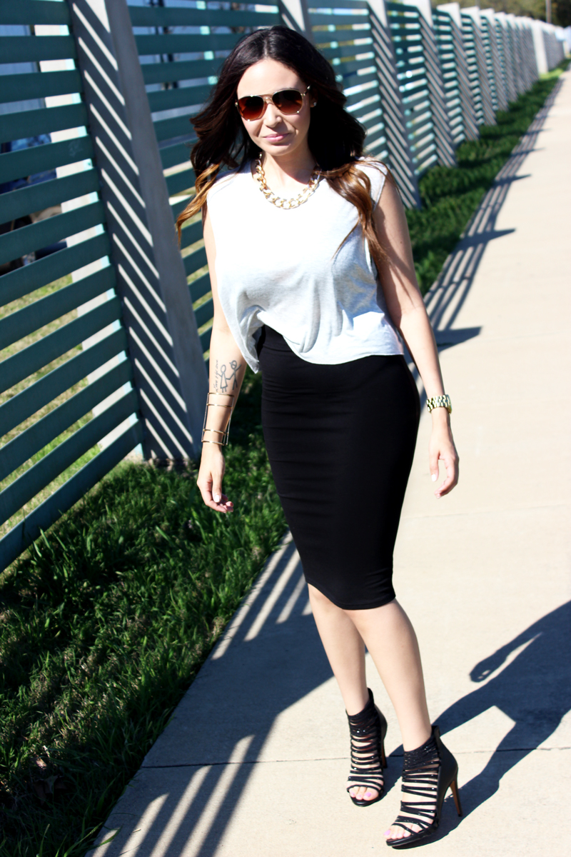 Fixin to Thrill | Austin Fashion Blog: Dressy Basics