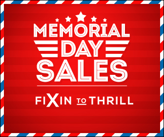 Memorial day sales, Austin blogger