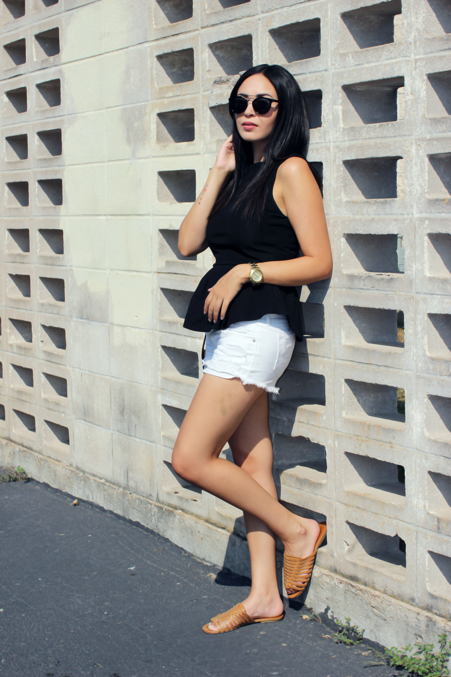 AUSTIN-STYLE-BLOG-PEPLUM-SANDALS-FIXIN-TO-THRILL-NORDSTROM-TRENDS-FW15-SUMMER-TRENDY-CHIC-GLAM-FASHION-OUTFIT-TEXAS-BLACK-HAIR-4