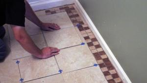 Tile Installation & Repair Handyman - Fix It!® MA Metro West