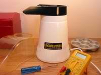 Popcorn Popper Repair