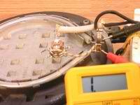 Heating Element Repair