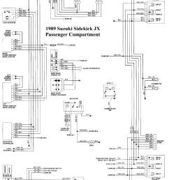 89 suzuki sidekick wiring diagram wiring library [ 819 x 1077 Pixel ]